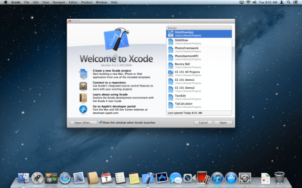welcome-xcode-45